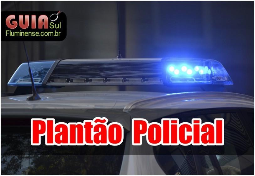 Violência doméstica termina com casa incendiada em Lídice, Rio Claro-RJ