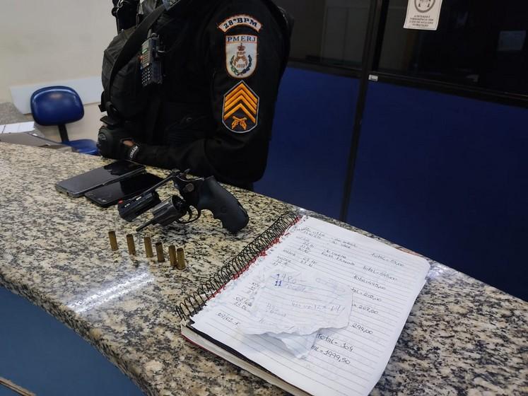 Uma ação da PM contra traficantes de droga, termina com um dos suspeitos morto, no bairro Colônia Santo Antônio em Barra Mansa