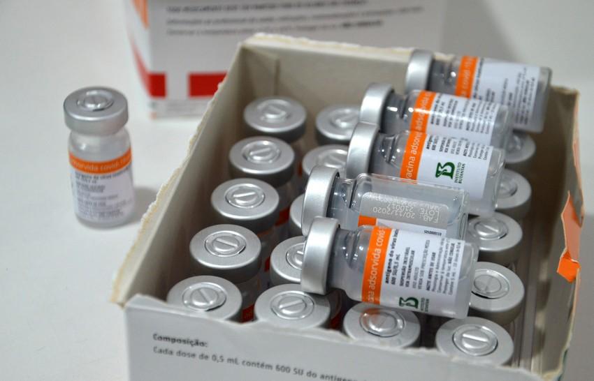 Cadastro para vacinação de profissionais liberais da saúde em Resende deverá ser feito somente por e-mail