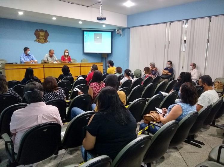 Membros do Conselho de Políticas Públicas para Drogas e Álcool tomam posse em Volta Redonda