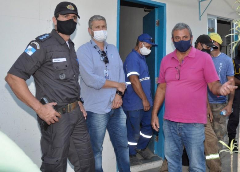 Lideranças de Barra Mansa lamentam a saída do capitão Videira da 2ª Cia do 28° Batalhão da Polícia Militar