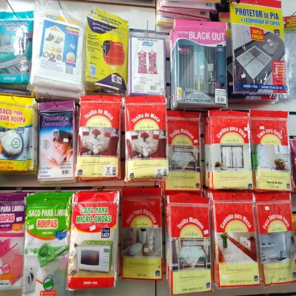 Cortinas, Capas de microondas e maquinas de lavar roupa