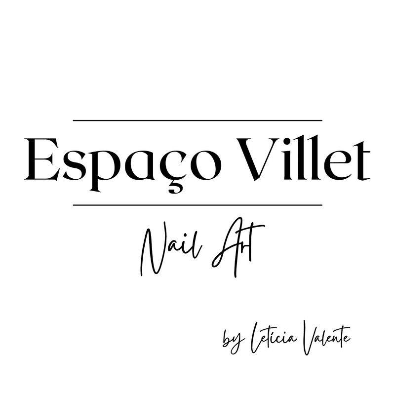 Espaço Villet Nail Art - Especialista em Unha de Gel e Fibra